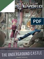 Code Lyoko Chronicles-Book 1-The Underground Castle
