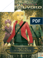 Code Lyoko Chronicles-Book 3-The Return of the Phoenix