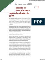 Resenha de Entre o passado e o futuro - Eleições de 2010.pdf