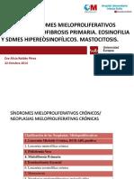 Tema 13 Mielofibrosis y Otros 2015_16