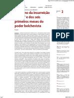 A insurreição de 1917 e os seis meses de poder bochevista I- Ruy Fausto.pdf
