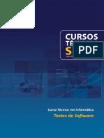 Testes Software curso técnico em informatica
