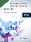 La toma de decisiones en investigación educativa con SPSS