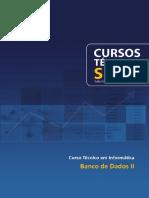Banco de Dados II - Curso técnico em informática