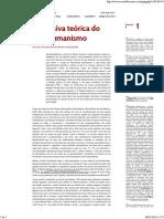 A ofensiva teorica do anti-humanismo em Zizek e Alain Badiou - Ruy Fausto.pdf