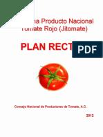 PLAN RECTOR Tomate 2012