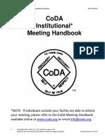 2015 03 22 H+I Institutional Meeting Handbook