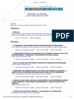 A Instrução Publica Na Provincia Do Paraná No Século XIX - Educação Em Revista (UFMG. Impresso), V. 31, p. 45-68, 2015