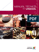 Manual Técnico de Vinhos