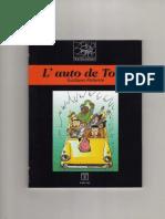 Couverture L'Auto de Toto