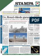 La Stampa - 26.06.2014