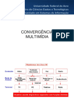 Aula 04 - Convergência Multimídia