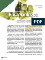 Responsabilidad Civil Bacteriologos