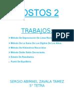 MATERIA DE COSTOS