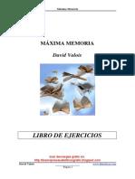 Máxima Memoria - Libro de Ejercicios.pdf