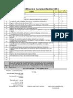 Listado Verificación Documentación EECC VIMAQ