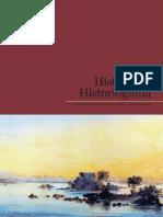 História Da Historiografia 2010