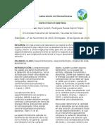 informe 1 biomoléculas (Espectrofotometría).docx