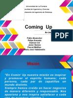 Comin_ Up - Presentacion Final