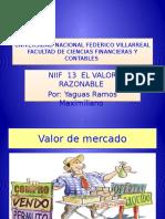 Valor Razonable - Casos Practicos-f