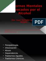 Trastornos Mentales Provocados Por El Alcohol
