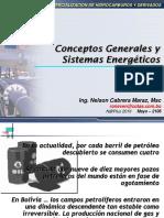 Conceptos Generales y Sistemas Energeticos