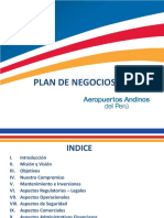 Plan de Negocios 2012 - AAP