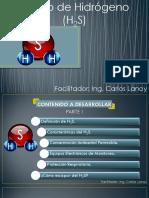 Sulfuro de Hidrógeno (h2s)