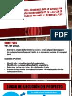 ESTUDIO DE FACTIBILIDAD ECONOMICA 1