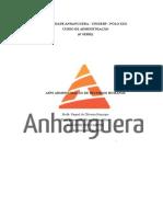 ATPS - Administração de Recursos Humanos (1)