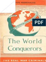 MARSCHALKOLouis-The World Conquerors--The Real War Criminals 1958--Imgocr