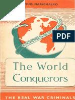MARSCHALKOLouis-The World Conquerors--The Real War Criminals 1958--Imgocr