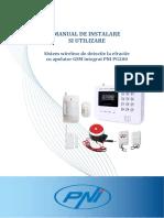 Manual Alarma Pni Pg200