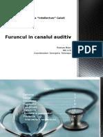 Furuncul Al Canalului Auditiv