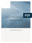 monitor - samsung - quick guide - 20080317192009468_2032GW_2232GW_2032BW_2232BW_Eng