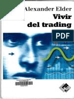Alexander Elder - Vivir Del Trading