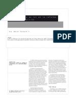 Daniel Talesnik, Tibor Weiner y Su Rol en La Reforma. Una Re-Introducción 2006
