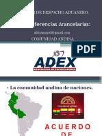 Comunidad Andina Adex Mercosur Octubre 139