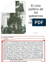 Hist Chile Gobiernosradicales 1938-1952