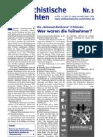 antifaschistische nachrichten 2007 #01