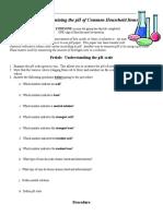 FCS FS 3 PHLabWorksheet