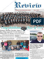 Dayton Review - June 1, 2016