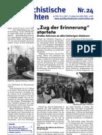 antifaschistische nachrichten 2007 #24