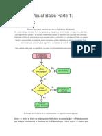 Aprende Visual Basic Parte 1
