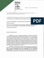 Documento CNDH