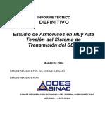 Informe Tecnico Definitivo Estudio Armonicos