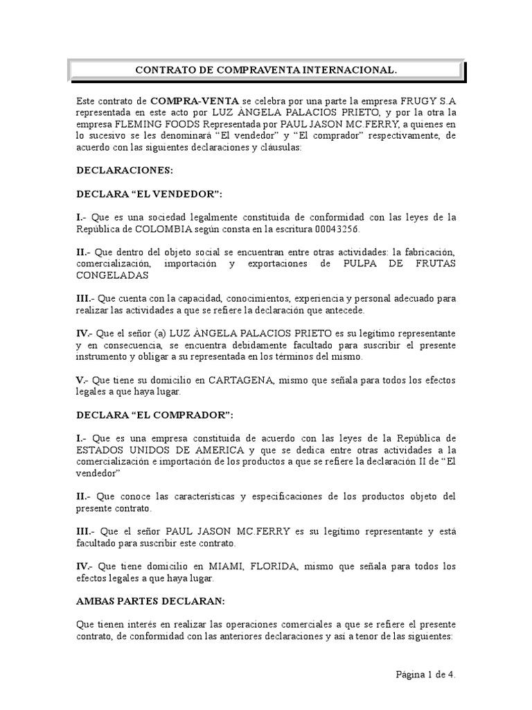 Lujo Plantilla De Contrato Activo Cresta - Colección De Plantillas ...