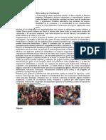 Cual Es El Rol o Papel de La Mujer en Guatemala El Papel de La Mujer en La Sociedad