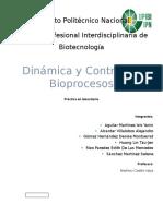 Práctica Dinámica y Control de Bioprocesos