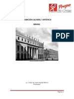 Manual de Formacion Cultural